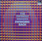 THE  SWINGLE SINGERS Swinging Bach album cover