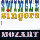 THE  SWINGLE SINGERS Swinging Mozart (aka Anyone For Mozart) album cover