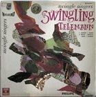 THE  SWINGLE SINGERS Swingling Telemann (aka Rococo Á Go Go) album cover