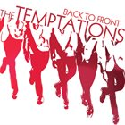 THE TEMPTATIONS Back To Front album cover