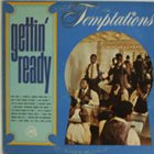 THE TEMPTATIONS Gettin' Ready album cover