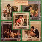 THE TEMPTATIONS Give Love At Christmas album cover