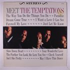 THE TEMPTATIONS Meet The Temptations album cover