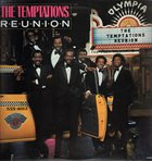 THE TEMPTATIONS Reunion album cover