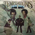 THE TEMPTATIONS Solid Rock album cover