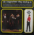 THE TEMPTATIONS The Temptations Sing Smokey album cover