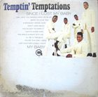 THE TEMPTATIONS The Temptin' Temptations album cover