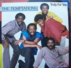 THE TEMPTATIONS Truly For You album cover