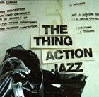 THE THING Action Jazz album cover