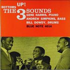 THE THREE SOUNDS Bottoms Up! album cover