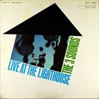 THE THREE SOUNDS Live at the Lighthouse album cover