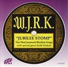THE WEST JESMOND RHYTHM KINGS Jubilee Stomp ( with Keith Nichols) album cover