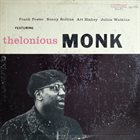 THELONIOUS MONK Monk (aka We See aka The Golden Monk aka Thelonious Monk Quintet aka Monk) album cover