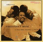 THELONIOUS MONK Brilliant Corners Album Cover