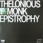 THELONIOUS MONK Epistrophy album cover