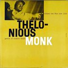 THELONIOUS MONK Genius of Modern Music Vol 1 album cover