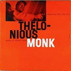 THELONIOUS MONK Genius Of Modern Music Volume 2 album cover