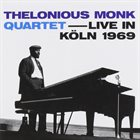 THELONIOUS MONK Live In Köln 1969 album cover