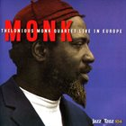 THELONIOUS MONK Monk (Live in Europe) album cover