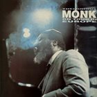 THELONIOUS MONK Monk: On Tour In Europe album cover