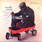 THELONIOUS MONK Monk's Music Album Cover