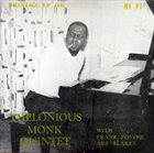 THELONIOUS MONK Thelonious Monk Quintet Vol. 2 album cover