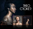 THEO CROKER Escape Velocity / Afrophysicist album cover