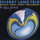THIERRY LANG The Blue Peach album cover