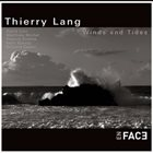 THIERRY LANG Winds And Tides album cover