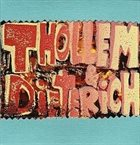 THOLLEM MCDONAS Thollem & Dieterich : All For Now album cover