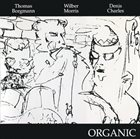 THOMAS BORGMANN Organic album cover