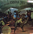 THOMAS JEFFERSON New Orleans Creole Jazz Band Featuring Thomas Jefferson album cover