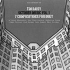 TIM DAISY October Music Vol. 1 - 7 Compositions For Duet album cover