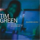 TIM GREEN (PIANO) Jeannie's Song album cover