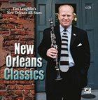 TIM LAUGHLIN New Orleans Classics album cover