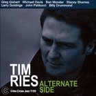 TIM RIES Alternate Side album cover