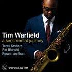 TIM WARFIELD A Sentimental Journey album cover