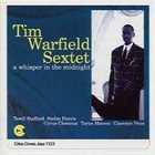 TIM WARFIELD A Whisper In The Midnight album cover