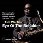 TIM WARFIELD Eye Of The Beholder album cover