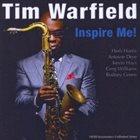 TIM WARFIELD Inspire Me album cover