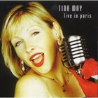 TINA MAY Live in Paris album cover