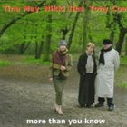 TINA MAY More than You Know album cover