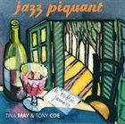 TINA MAY N'oublie Jamais (Jazz Piquant) album cover