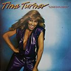 TINA TURNER Love Explosion album cover