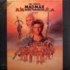 TINA TURNER Mad Max Beyond Thunderdome (Original Motion Picture Soundtrack) album cover