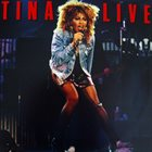 TINA TURNER Tina Live album cover