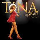 TINA TURNER Tina Live (CD+DVD) album cover