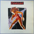 TINA TURNER Tina Live In Europe album cover