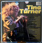 TINA TURNER With Ike Turner & The Ikettes album cover