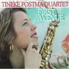 TINEKE POSTMA First Avenue album cover